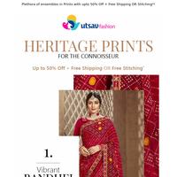 👉Discover the Prints of India