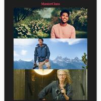 Explore storytelling through photography