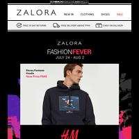 H&M's fashion favorites at 50% OFF 🔥
