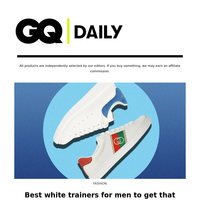 Best white trainers for men to get that box-fresh look