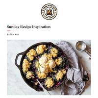 Juicy, Jammy Blueberry Baking