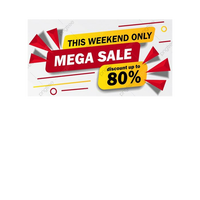 Amazon Weekend Mega Discount Offer - Get 80% OFF on Fashion, Electronics, Kitchenware