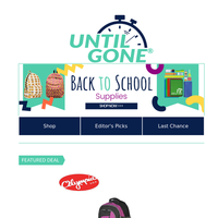 Amazing Deals on Back to School Supplies!