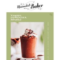 NEW! Vegan Jamocha Shake (Maple-Sweetened!)