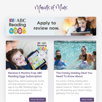 Aldi CUTE new kids product   Reviewers needed   DIY Nutella + one bowl banana cake   Last chance! $750 Kleenmaid voucher prize!