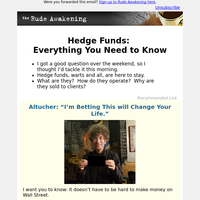 Hedge Funds: Everything You Need to Know