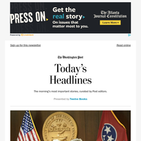 Monday's Headlines: As virus surges, GOP lawmakers are moving to limit public health powers