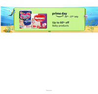 Prime Day Sale | Upto 60% OFF on Baby Products | Top Brands, Excellent Quality