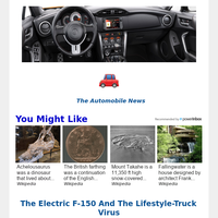 Hey, Your Top Automobile News for July  26, 2021
