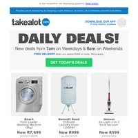 🤩⏳ UNMISSABLE DAILY DEALS! ⏳🤩 | Canon Ultra Zoom Digital Camera, GetUp Power Tower, Optimizor Premium Dry Dog Food