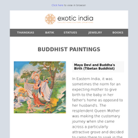 The Buddha in Paintings