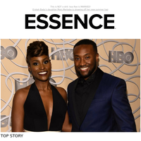 This is NOT a drill: Issa Rae is MARRIED!