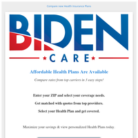 Select Your 2021 Health Plan Now