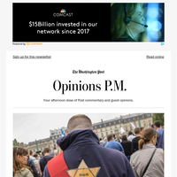 Opinions P.M.: France's unhinged anti-vaccine movement is more than a threat to public health