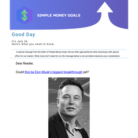 Is this Elon's Biggest Idea Yet? 😲| July 26