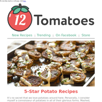 Love Potatoes? These 10 Are The Top Rated On 12 Tomatoes - All 5-Stars!