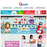Nestle Nan Optipro per tin $17.90 Now!!! Baby & Kids Carnival up to 70% off!! Shop Now!