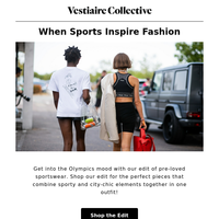 Olympic Chic: When Sports Inspire Fashion🏅