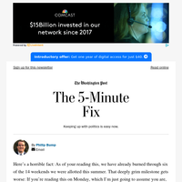 The 5-Minute Fix: The opposite of 'Trump' is not 'Pelosi'