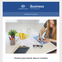 COVID-19 business support in your state or territory | Protect your brand, idea or creation | Help lodging your tax return