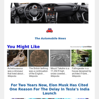 Hey, Your Top Automobile News for July  27, 2021