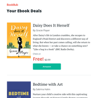 Your ebook bargains for Tuesday