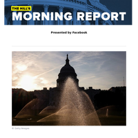 The Hill's Morning Report - Presented by Facebook - 1/ Senate negotiators rush to save bipartisan infrastructure bill. 2/ Jan. 6 select committee work to start today; police officers to testify. 3/ Veterans Affairs Dept, New York City, California re