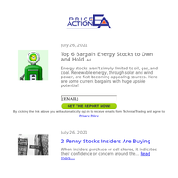 6 Bargain Energy Stocks with Enormous Upside Potential