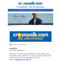 Labeled - Crosswalk the Devotional - July 27