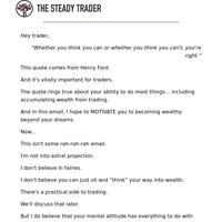 [SB-TST] Keys To Steady Wealth (Part 1 of 2)
