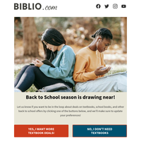 📚Want to get back-to-school book discounts?