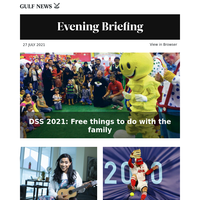 DSS 2021: Free things to do with the family
