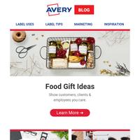 🎁 Food Gift Ideas