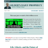 Life, Liberty, and the Future of Civilization