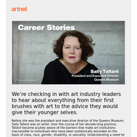 Career Stories: Sally Tallant