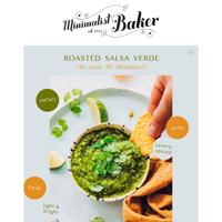 NEW! Roasted Salsa Verde (30 Minutes!)