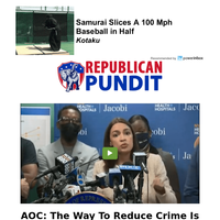 Ocasio-Cortez Claims The Way To Reduce Crime Is To Stop Building Jails...