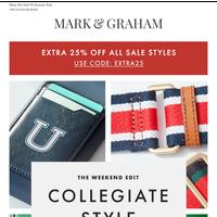 Look We Love: Collegiate Style
