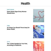 7 Heart Attack Symptoms in Women—That Aren't Chest Pain