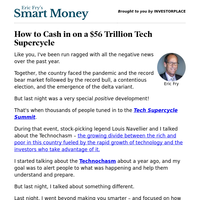 Smart Money: How to Cash in on a $56 Trillion Tech Supercycle