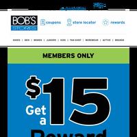 💵 Earn a $15 Reward
