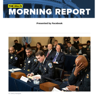 The Hill's Morning Report - Presented by Facebook - 1/ Police officers' testimony moves Jan. 6 investigative panel to tears. 2/ Biden to require federal employees, contractors to be vaccinated or undergo regular COVID-19 testing. 3/ CDC recommends