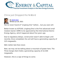 China Just Dropped the N-Word