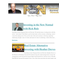 Rick Rule Explains New Normal Investing