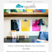 Your Ultimate Back-to-School Survival Guide + Organizing Mistakes to Avoid