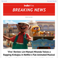 'Vivo' Review: Lin-Manuel Miranda Voices a Rapping Kinkajou in Netflix's Flat Animated Musical