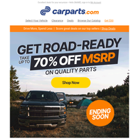 VIP Deals for {NAME}: Essentials for Your Road Next Road Trip