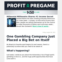 Action in the Gaming Industry Could Mean Big Profits for You This Season
