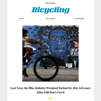 Last Year, the Bike Industry Promised Inclusivity. But Advocacy Allies Still Don't Get It