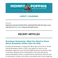 Broadway Reopening: What You Need to Know About Broadway Shows 2021 for Kids